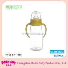 PP baby bottle ,infant milk bottle , manufacturing baby bottle