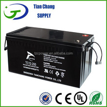 12V 200Ah Lead Acid SLA VRLA Gel Solar PV UPS Battery