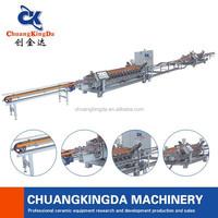 10+1 chamfering machine For Ceramic Wall Tiles Ceramic Tile Edge Trim