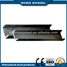 factory supply c channel steel weight chart