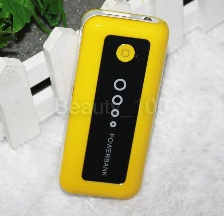 Power Bank 2400mAh / External Battery Pack for iphone 5 4S 5S / SAMSUNG Galaxy SIV S4 S3 / HTC One all Mobile Phone FedEx Free