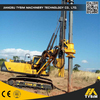 small bored pile drilling rig KR125A, rotary drilling rig, hydraulic piling machine