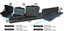 Aluminum ABS gun box