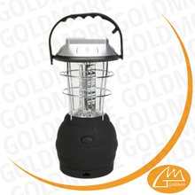 1 year warranty clients oriented dynamo crank 36 led bright camping lantern/camping light easy for using