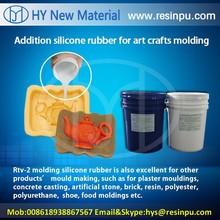 liquid Addition Cure Mold Making Silicone Rubber