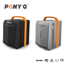 Sinopoly Pony Q Lithium ion Battery Storage System / UPS / Mini Solar Power System 220V or 110V AC, 12V or 5V DC Output