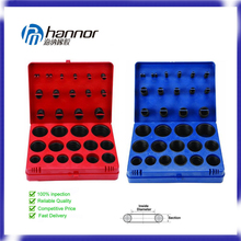 Hannor Brand 5B 30sizes 382pcs NBR Rubber O ring Kits TS164949 Approved