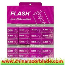 China cuchilla de afeitar de doble filo wholesales