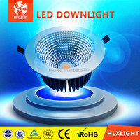12W cob led downlight high power led downlight ce rohs led