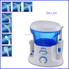Nueva Dental irrigador Oral agua Flosser recogida Jets limpiador de dientes para limpieza Dental