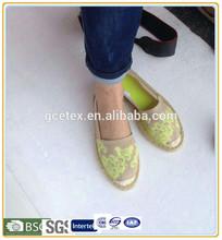 GCE823 Venta por mayor zapatos de lona blanco