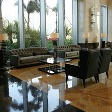 High end hotel lobby furniture modern style Sofa set