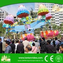 2015 Profitable Projects Amusement Park Rides Happy Jellyfish Game Funfair Rides