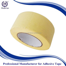 High temperature resistance car body line tape