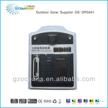 High quality with best price Flexible solar panel OS-OP041A Hot Selling outdoor power bank solar mobile charger