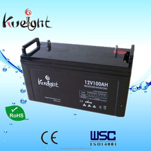 Pakistan and Africa hot selling model 12v 100ah dry batteries for ups