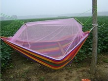 2015 NEW ARRIVAL mosquito net hammock / hammocks with mosquito netting / outdoor hammock nets