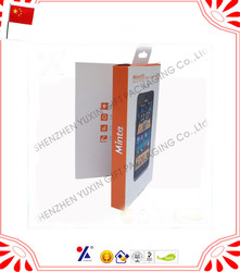 Hotsale factory price blister packaging case for iphone packaging / OEM /free sample