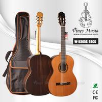 Top Solid Cedar classical guitar Wholesale