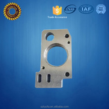 Shenzhen TF brand CNC machining milled and drilled parts/service
