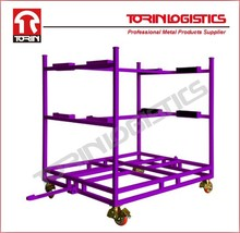 2015 new style heavy duty industry warehouse rack for auto parts storage