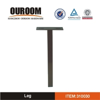 Best Quality Eco-Friendly Unique Design Tapered Furniture Leg