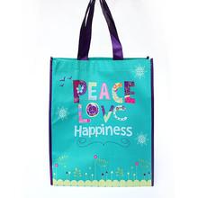 Good quality oem matt laminated nonwoven bag, jumbo recycled storage bag, jumbo reusable shopping bag