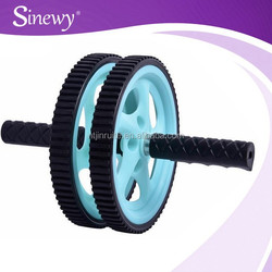 AB wheel Fitness Roller Abdominal Exercise Equipment as seen on tv