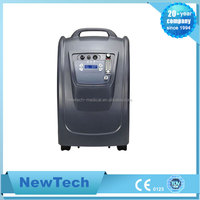 2015 new products medical equipments easy used 5L oxygen concentrator