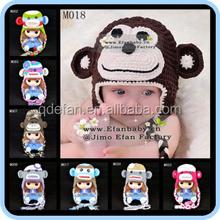 wholesale crochet baby cap manufacturer