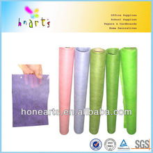 flower wrapping fabric,Polyester Non Woven Fabric Flower Wrapping Paper