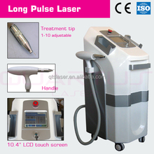 hot selling model 1064nm/532nm long pulse q switched nd yag laser tattoo removal machine beauty salon devices agent wanted