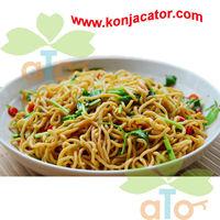 Summer Daily Noodles No Fat Shirataki noodles Konjac powder Instant noodle China Manufactuer