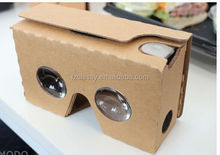 google cardboard 2 0 Vr Virtual Reality 3D Glasses for Smartphone with NFC and Headband