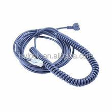 08361-01-R Coiled pin pad to Terminal Curly connect Cable Verifone Vx810 vx820 vx805 to Vx510 520 omni3730 3740