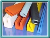 China U shaped silicone rubber seal strip/durabie Seal strip