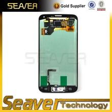 Для samsung galaxy s5 жк планшета, для samsung s5 мобильный телефон жк-экран