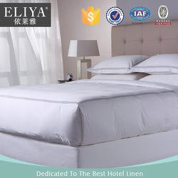 ELIYA Factory Made Egyptian Cotton Bedding Hotel Embroidery Bed Cover