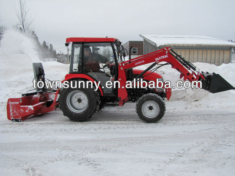 Tractor rear mounted snow blower for snow jpg quotes