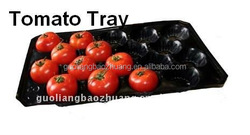Guoliang Made Fruit And Vegetable Tray, Yantai Factory Fruit And Vegetable Tray, Disposable Fruit And Vegetable Tray