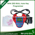 Auto clave programador nueva Zedbull elegante Mini tipo zeta toro Zed programador clave completa
