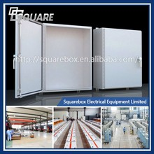 China Supplier Low Price Custom Distribution Box / Sheet Metal Cabinet / Control Panel