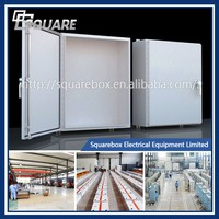 China Supplier Low Price Customed Electrical Distribution Box / Sheet Metal Cabinet