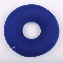 Hzozheng Popular small size Air ring blue Anti-bedsore seat cushion