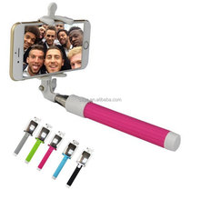 2015 Newest selfie stick extendable hand held monopod selfie stick for mobile phone camera