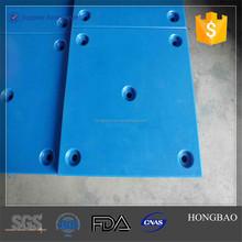 custom plastic sheet/ hdpe properties/ PE outrigger pads