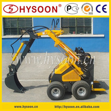 Skid Steer Loader MIni type for sale-Taian Hysoon Machinery Co.,Ltd
