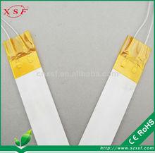 eléctrica de cerámica elementos de calefacción ptc para la plancha de pelo