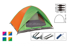 2015 High Quality Waterproof Cheap Outdoor Camping Tent for 2-4 Person