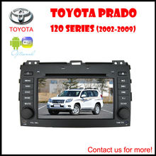 7 inch old TOYOTA PRADO Car DVD player with GPS Navigation,bluetooth 2002-2009